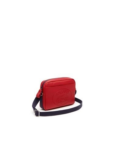 Lacoste Çanta Kırmızı